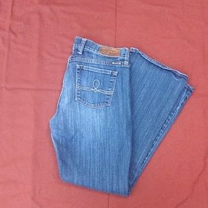 Lucky Brand 'sofia boot' wms jeans. Sz-10/30 ankle